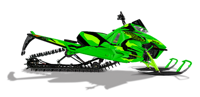 Снегоход Arctic Cat M 8000 162` Hard Core MC