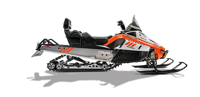 Снегоход Arctic Cat Bearcat 2000 XT, 2015г.в.